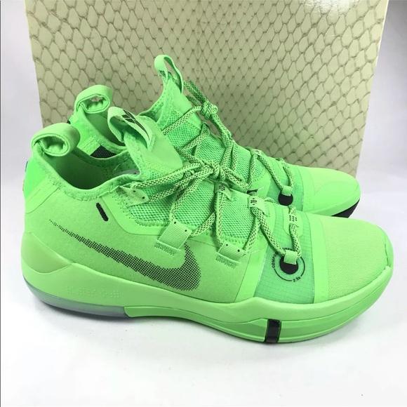 Nike Shoes   Nike Kobe Ad Exodus Green